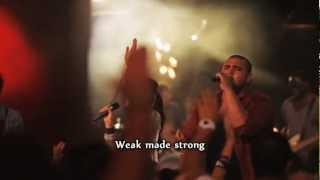 Hillsong - Cornerstone - with subtitles/lyrics