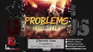 Chronic Law - Problems (Official Audio 2019)