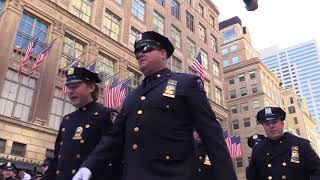 NYPD Emeralds Society led by Chief of Detectives