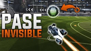 Autopase INVISIBLE en entrenamiento | Bakkesmod en Rocket League
