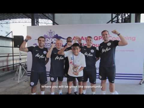 Thumbnail: #AirAsiaQPRclinics 2016 - Road to London