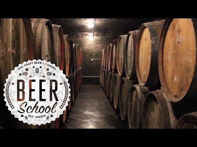 Beer School: how is sour beer made? | The Craft Beer Channel