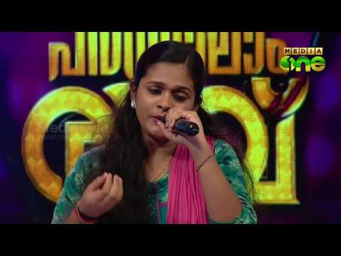 Pathinalam Ravu Season 5 | Theertha - Song 'പൊഞ്ജിപ്പം' (Epi31  Part3)