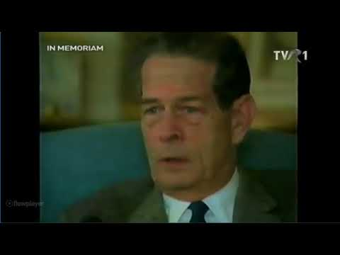 Regele Mihai I, despre Mareşalul Ion Antonescu (interviu din anul 1990)