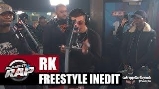 RK - Freestyle inédit #PlanèteRap