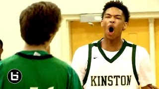 "Duke Bound Brandon Ingram OFFICIAL Mixtape: 6'9"" Senior has That KD Type Game!"