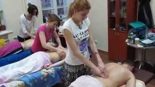 Курсы массажа в Полтаве Body & Soul Massage school, приглашаем на обучение