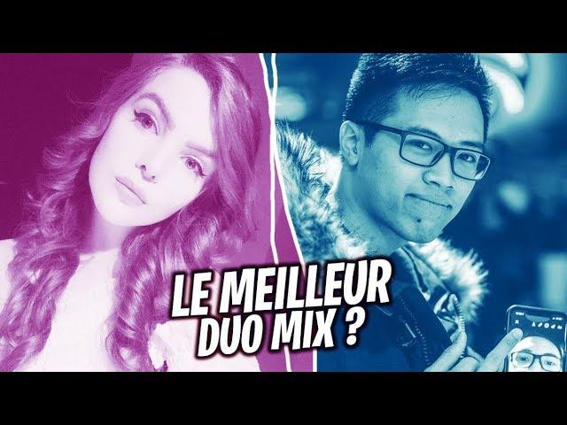 LE MEILLEUR DUO MIXTE ?! Kinstaar x Loeya | TRAINING CATACUP