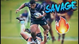 Amateur Rugby   Savage Hits