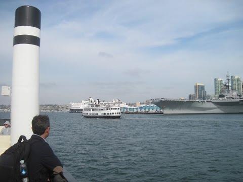 Rando Rides Bonsall-Coronado Ferry Xpress