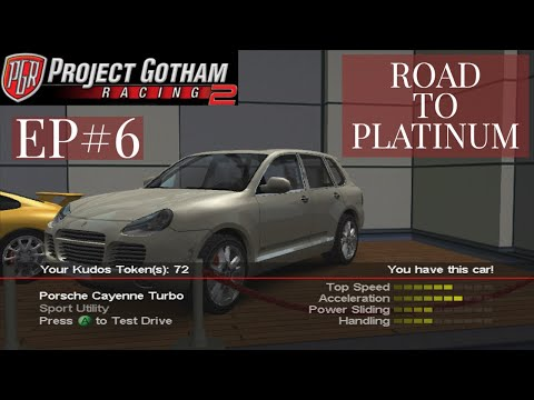 Project Gotham Racing 2 Platinum Playthrough Ep.6 - Coupe Series Completed!