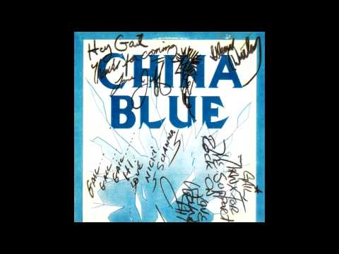 China Blue - Glasses Hi