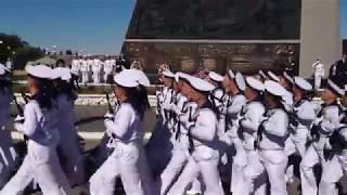 Североморск.День ВМФ.Парад  2017