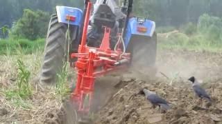 Reversible Disc Plough 4 Bottom (Hydraulic Type) - Dhir Field Tanda (Contact No - 00919417400847)