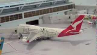 1:400 GeminiJets Airport Update