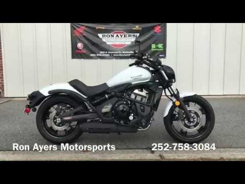 2018 kawasaki vulcan s abs pearl blizzard white youtube. Black Bedroom Furniture Sets. Home Design Ideas