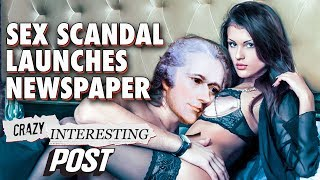 How Alexander Hamilton's Sex Scandal Launched the New York Post | Crazy Interesting Posts