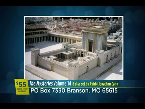 Jonathan Cahn: Prophetic Word to Netanyahu, David's Tabernacle and the Temple Mount
