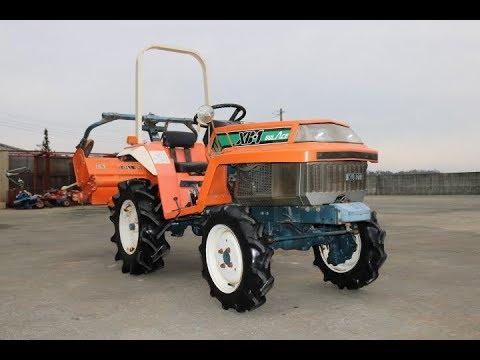 クボタ トラクター XB-1 No.S136【売約済み】-中古農機買取・販売 株式会社エポック・ミライ-