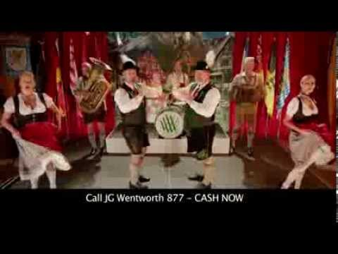 JG Wentworth Commercial  Guten Tag