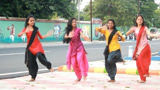 Nachi nachi gae (cover song)। Isudas Mallick creation।odia Christian dance video