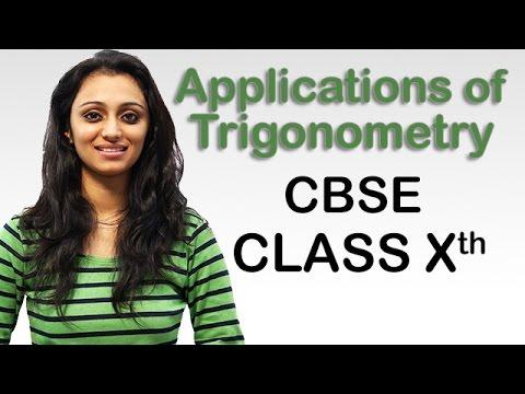 Applications of Trigonometry Ex. 9.1 Q - 6, Mathematics Class 10th