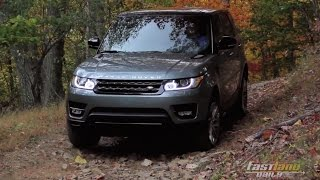 2014 Range Rover Sport V8 Supercharged Review - Fast Lane Daily