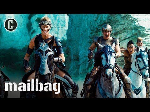 Justice League Amazons vs. Wonder Woman Amazons - Mailbag