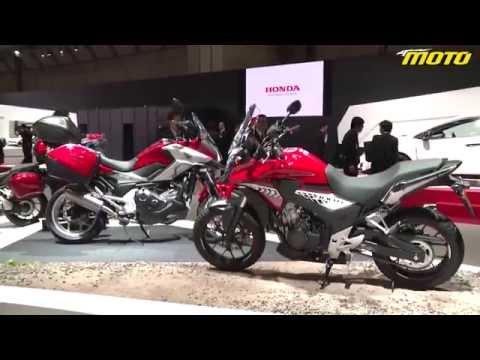 Tokyo Motor Show 2015: All Motorcycle concept models! HONDA YAMAHA SUZUKI KAWASAKI: Pressentations