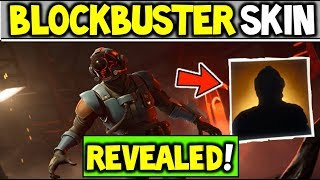 Dataminers CRACKED The Fortnite BLOCKBUSTER SKIN! - Blockbuster Skin REVEALED / CONFIRMED (SEMAINE 7)