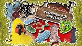 9 Bacterias más peligrosas | La élite de los microorganismos peligrosos| (Top 9)