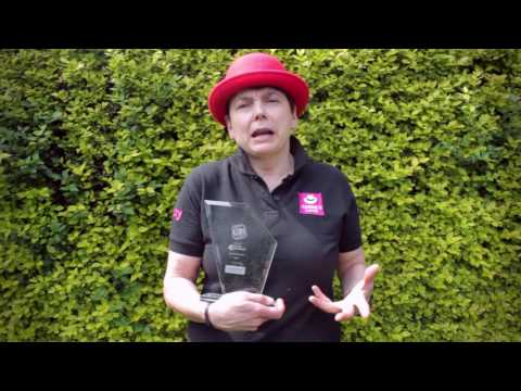 Harrie's Coffee - Business Personality of the Year 2016 - Buzzword Creative
