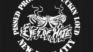 EYES OF HATE - HOLDING ME BACK
