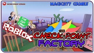 The FGN Crew Plays: ROBLOX - Checkpoint Factory