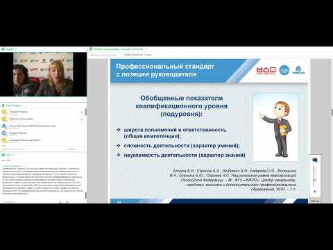 Профессиональный стандарт «Педагог дополнительного образования детей и взрослых»: проблемы, вопросы