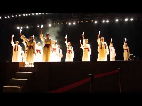 Tainan LDS Youth Chorus performs Jenny Phillips'