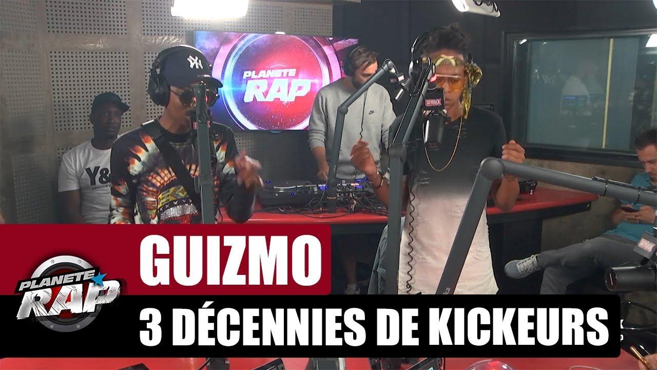 """Guizmo, Seth Gueko & Tai Z """"3 décennies de kickeurs"""" #PlanèteRap"""
