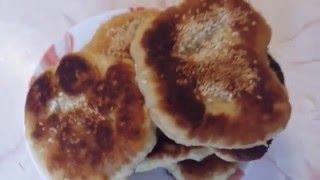 ЛЕПЁШКИ БХАТУРИ (Индийская кухня)
