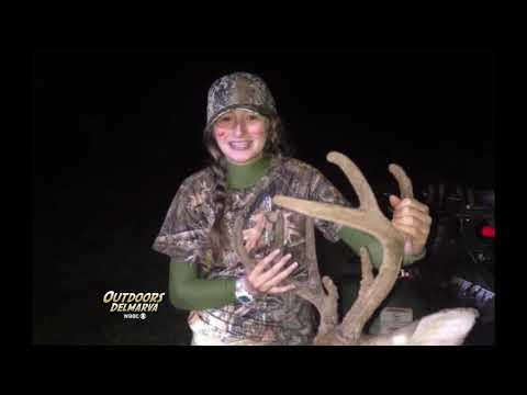 Outdoors Delmarva: Mother Daughter Deer Hunters