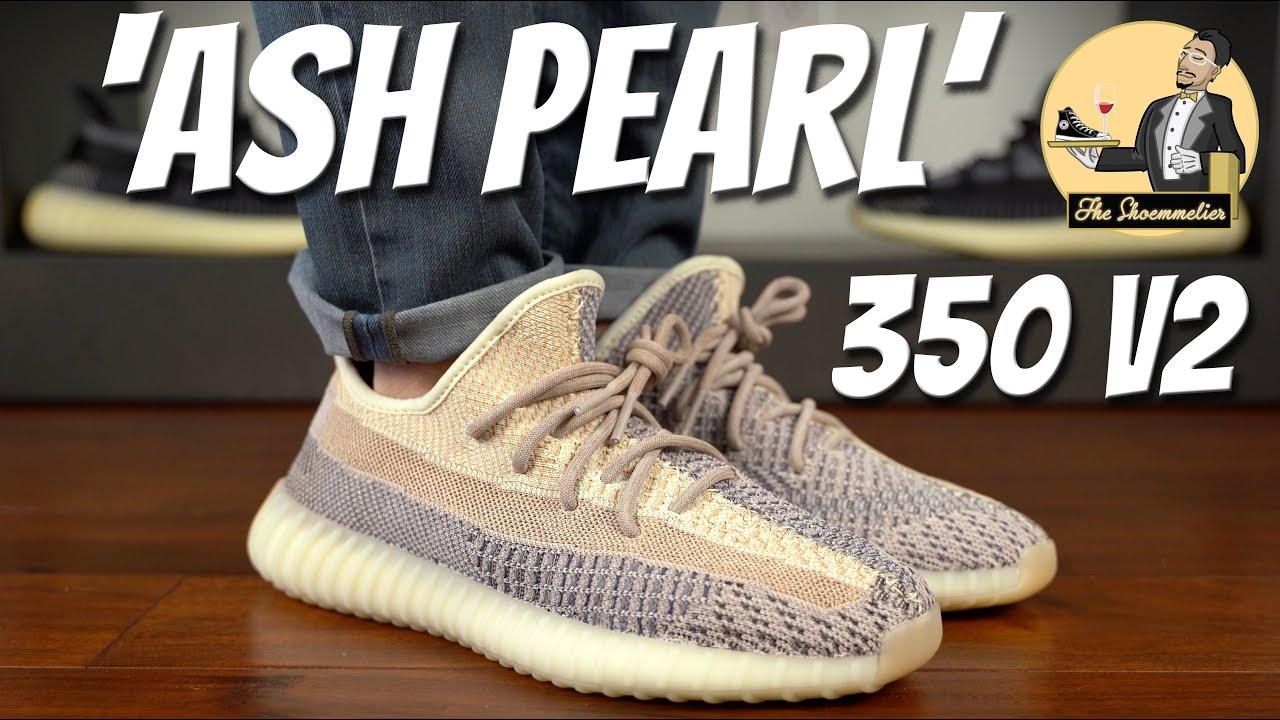Yeezy Boost 350 V2 'Ash Pearl'
