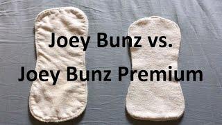 Joey Bunz vs. Joey Bunz Premium Insert