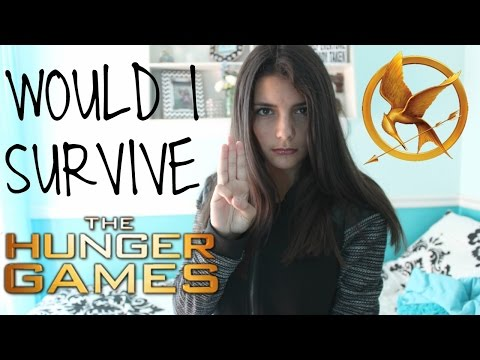 Taking BuzzFeed Quizzes & Surviving The Hunger Games
