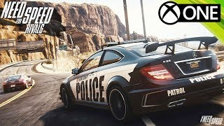 Need for Speed Rivals Xbox One - Gameplay Multiplayer - INTENSE Police Rampage Livestream