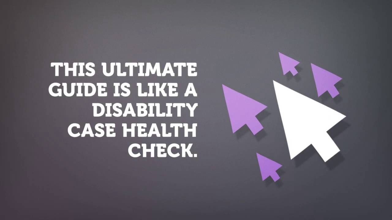 Social security disability requirements ultimate disability.