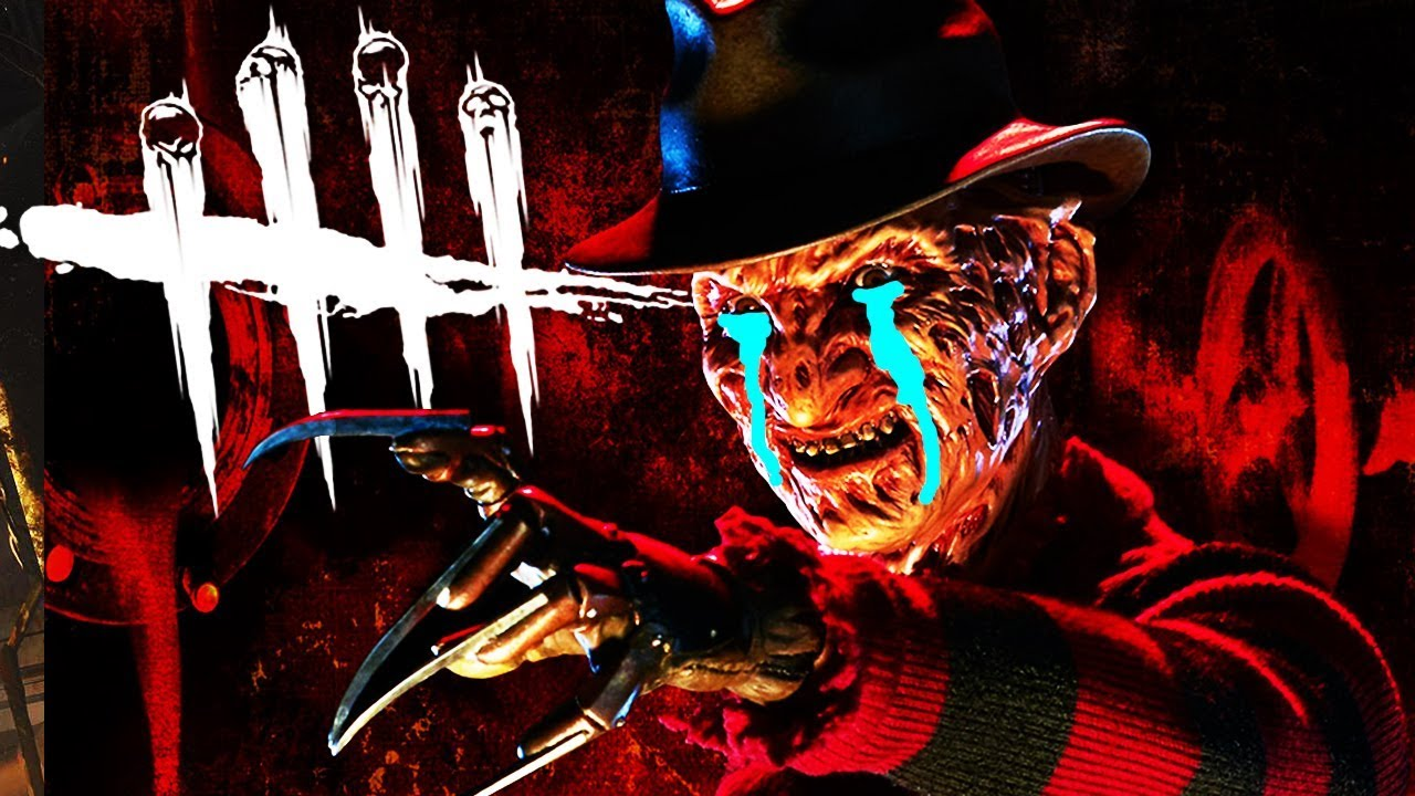 Poor freddy cougar dead by daylight youtube - Pictures of freddy cougar ...