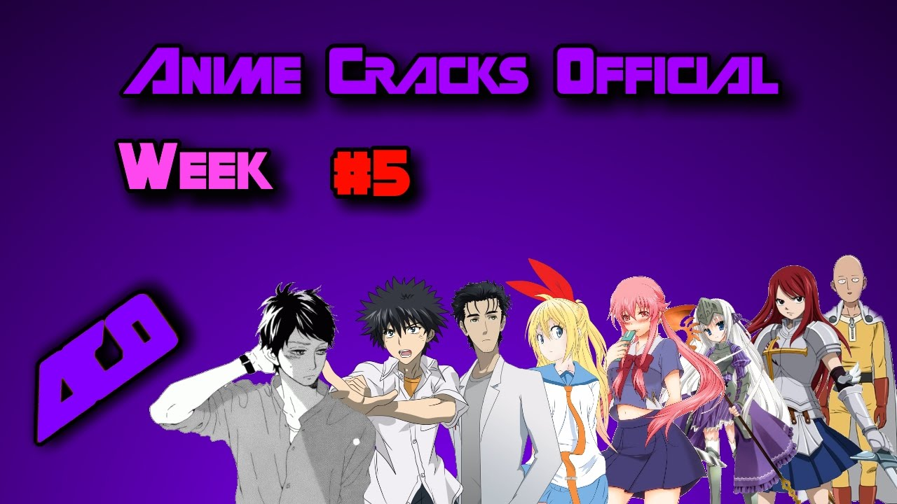 Anime cracks official video
