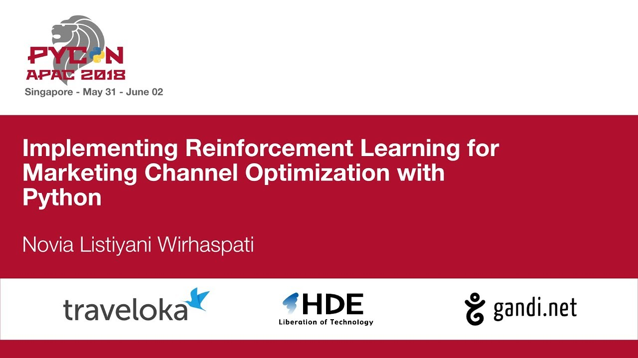 Image from Implementing Reinforcement Learning for Marketing Channel Optimization with Python