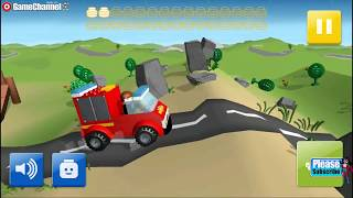 LEGO® Juniors Build Drive / Safe Free Kids Game / Children / Baby / Android Gameplay Video