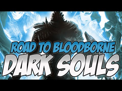 Road to Bloodborne! Dark Souls Live 8: He Dint Mean to Hit Me