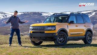 2021 Ford Bronco Sport: Off-Road, Snow and Overlanding Review